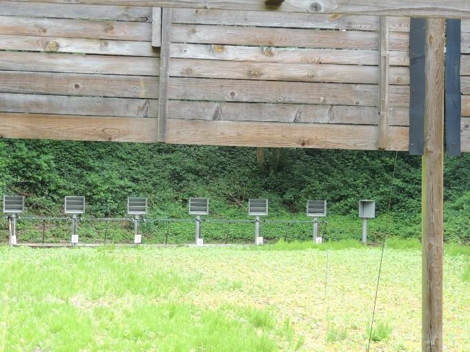 Stand 50 mètres du Tir Sportif du Pays Dolois